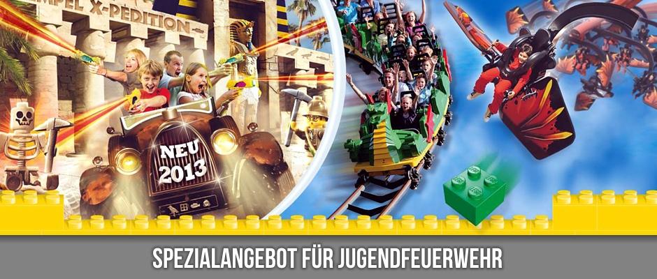 Sonderangebote im LEGOLAND® Deutschland