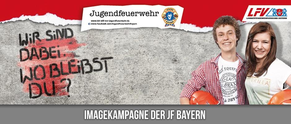 Imagekampagne des Landesfeuerwehr-Verband Bayern