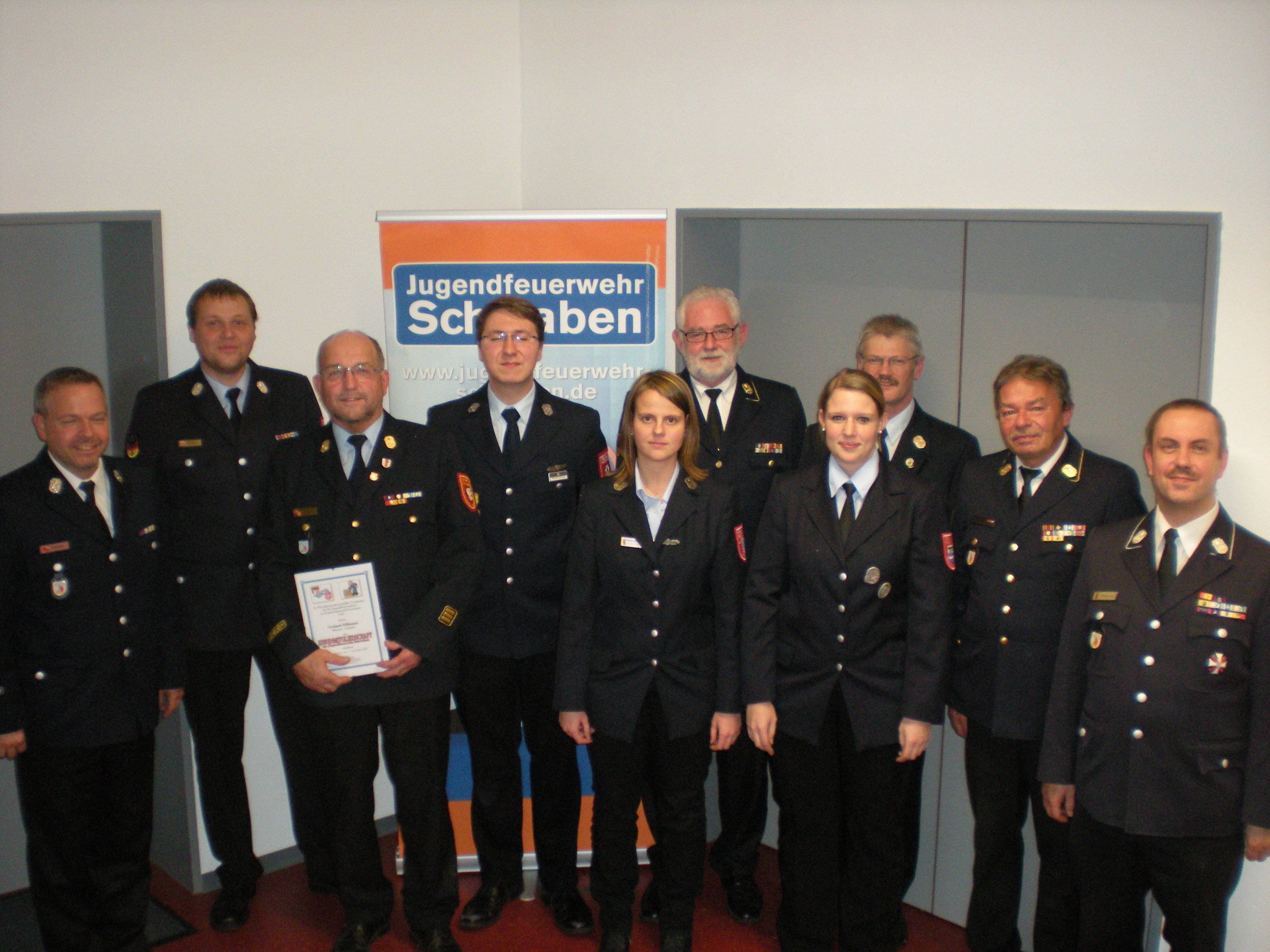 Delegiertenversammlung des Bezirks Schwaben