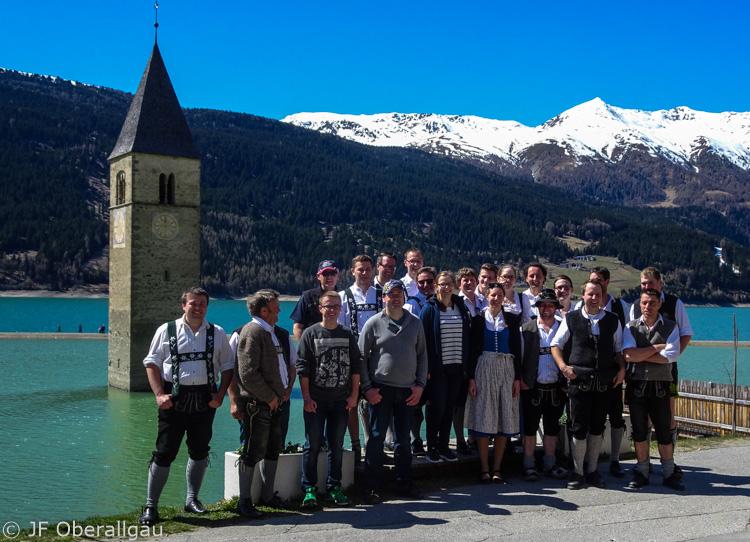 JF Oberallgäu besucht die Feuerwehr Sterzing