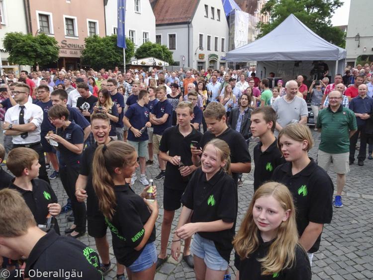 Landes-Jugendfeuerwehrtag 2017 in Weiden