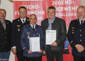Hohe Motivation bei der JF Oberallgäu