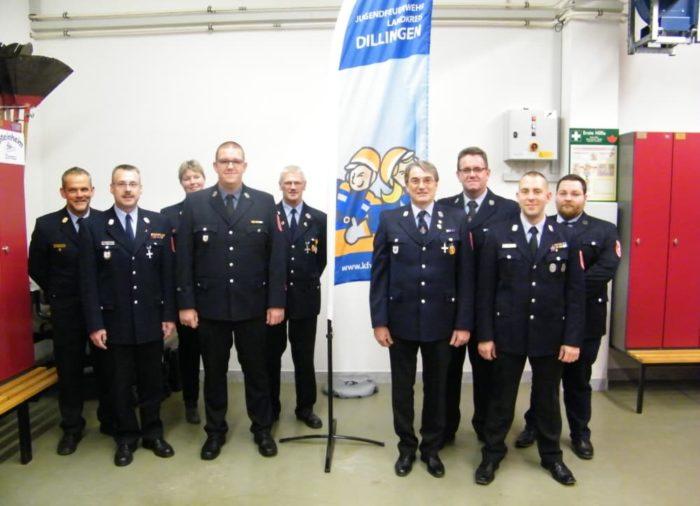 Neue Führung im Landkreis Dillingen