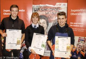 Gewinner des Luftballonwettbewerbs