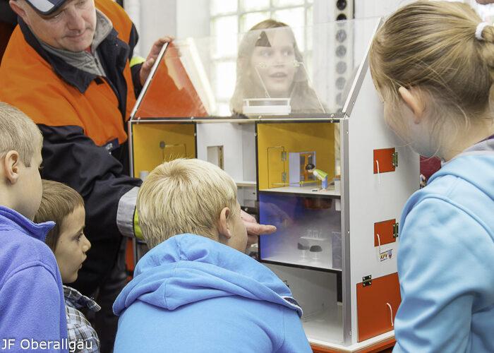 Fachbereich Kinderfeuerwehr im Oberallgäu gegründet